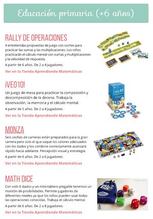 jugar matematicas