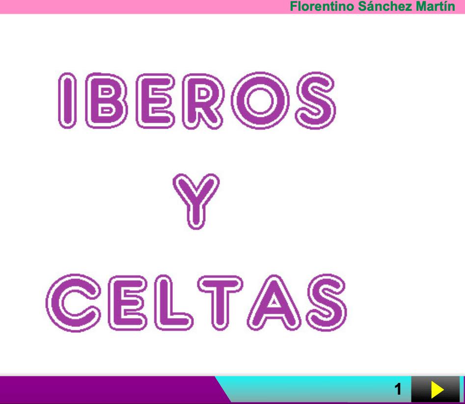 ÍBEROS Y CELTAS. ACTIVIDAD INTERACTIVA CIENCIAS SOCIALES 4º PRIMARIA