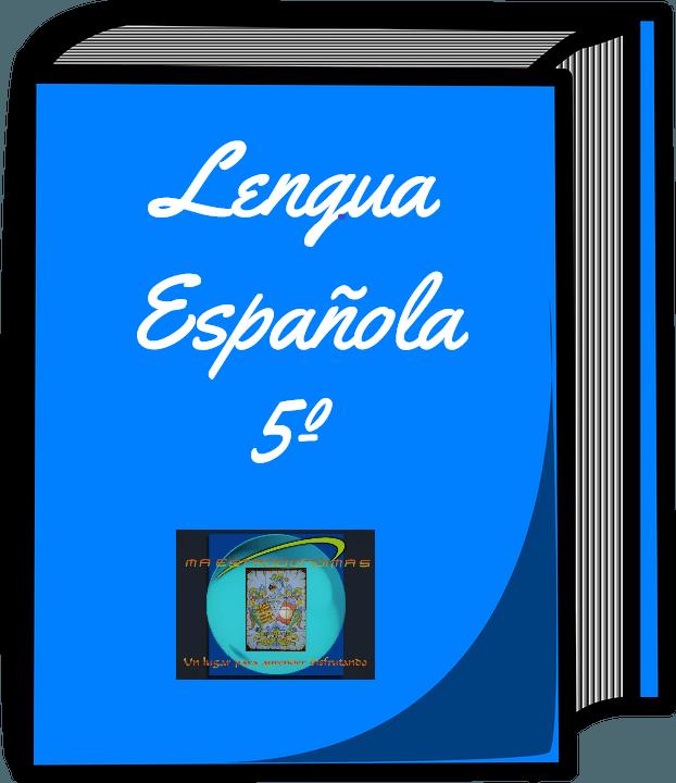 Curso Completo Lengua Española 5º Primaria de Aulafácil