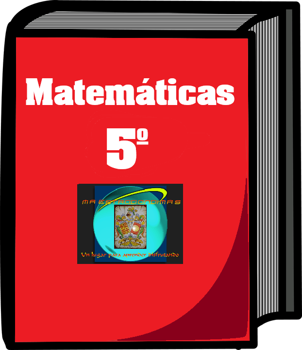 Curso Completo Matemáticas 5º Primaria de Aulafácil