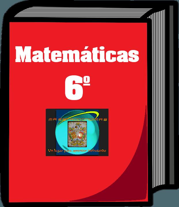 Curso Completo Matemáticas 6º Primaria de Aulafácil